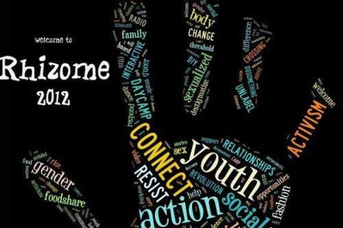 Connect, Youth, Action, Resist