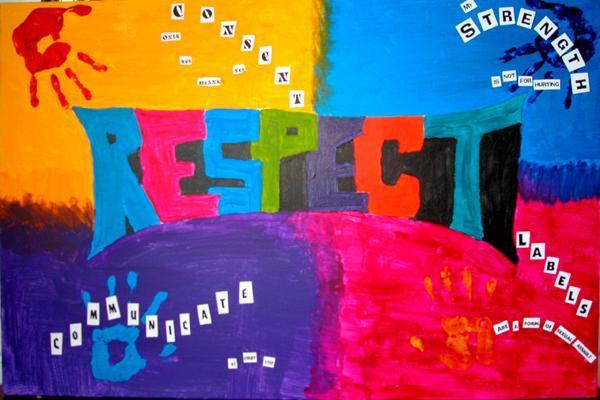 Mural: RESPECT