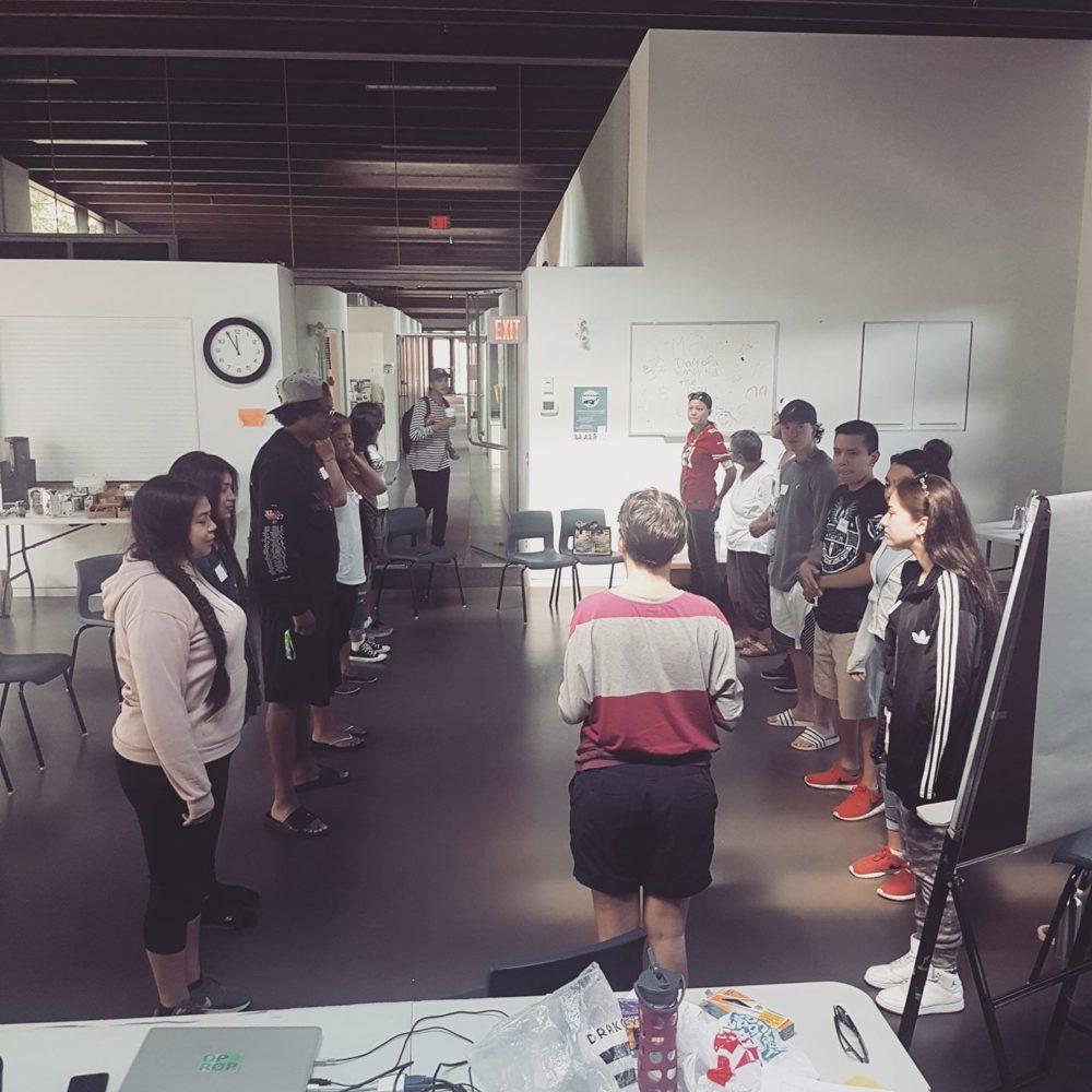 August 2017 Consent Workshop in Tsartlip